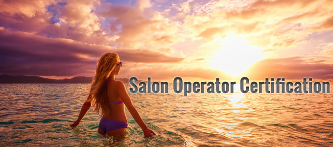 Salon Operator Certification