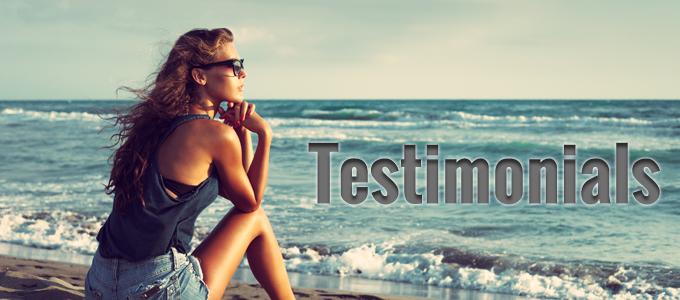 Click Here for Customer Testimonials