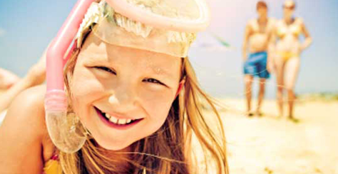 5 Steps to Sun Safety for Kids