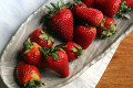 Strawberries and cream: Sun lotion made from popular fruit could be more effective